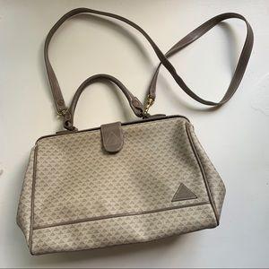 Liz Claiborne vintage 1980's dr bag satchel